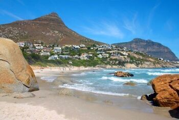 Llandudno beach, Cape Town, Western Cape